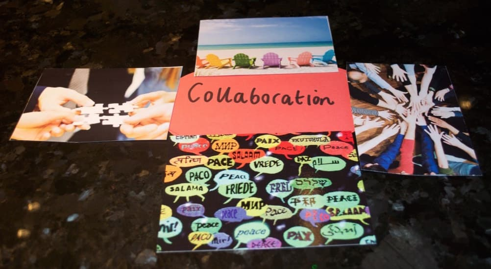 Collaboration picture