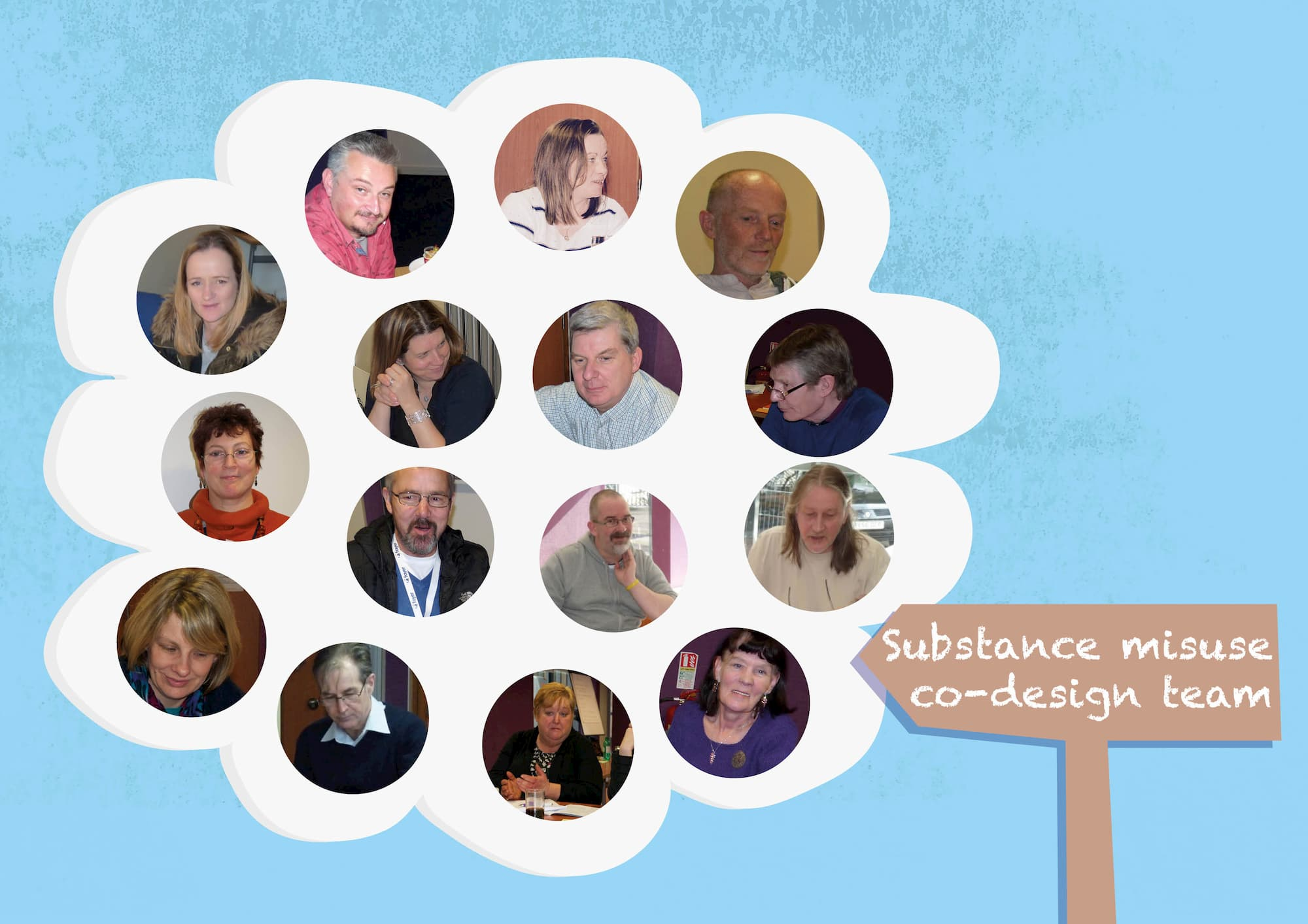 Picture of Aberdeenshire Substance Misuse Co-design Team