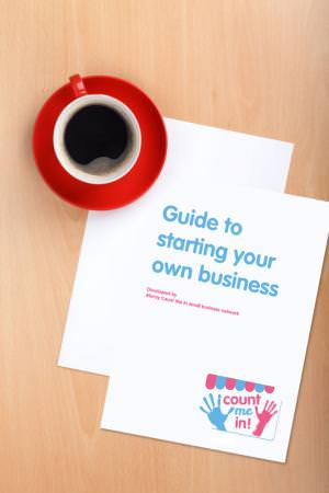 Guide to starting your own business
